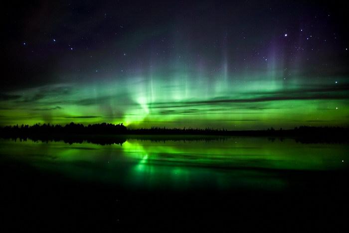 Фото северного сияния