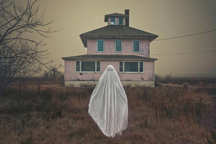 Пугающий фотопроект Karen Jerzyk