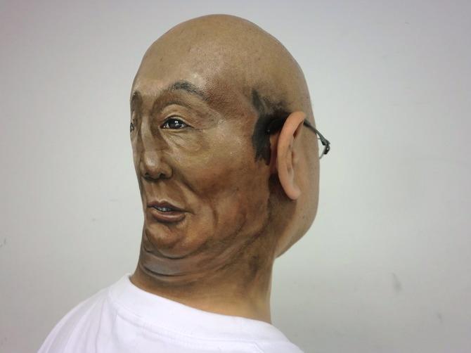 Боди-арт Hikaru Cho