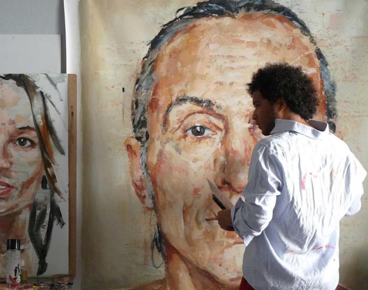 Картины Cesar Biojo