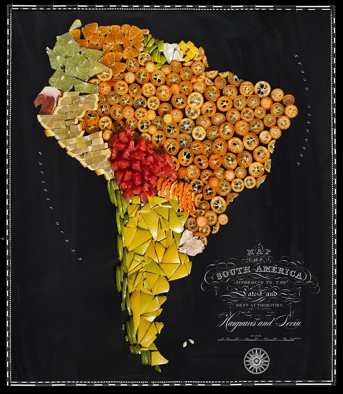 Что едят в разных странах мира