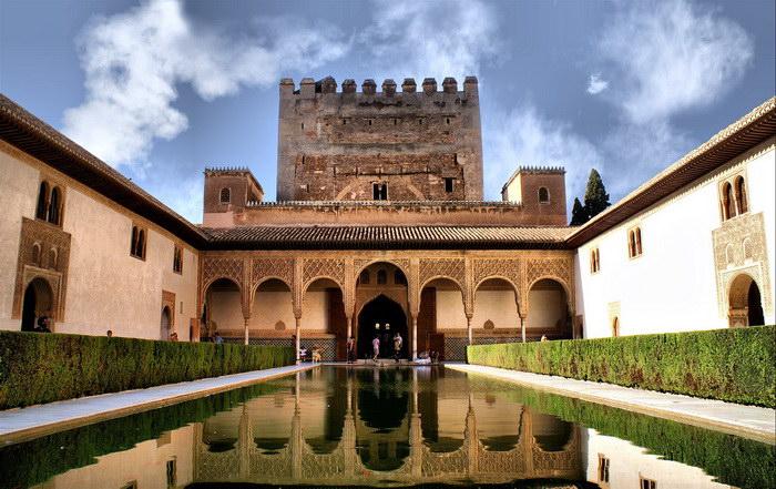 Альгамбра — удивительная жемчужина южной Испании