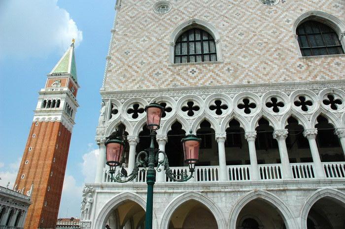 Дворец дожей или Палаццо Дукале: роскошный образец венецианской готики