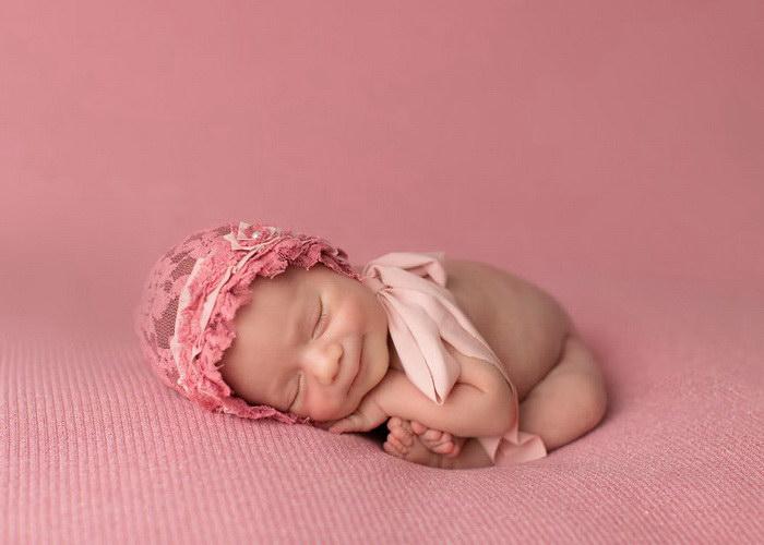 Улыбки младенцев в фотографиях Sandi Ford