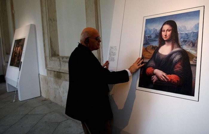 В мадридском музее Прадо появилась выставка для слепых