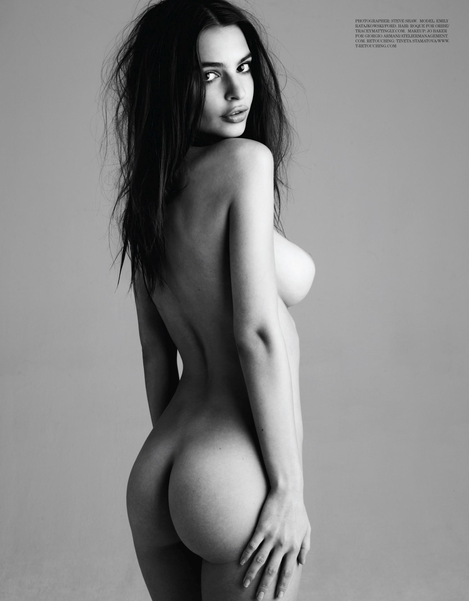 Молодая американская модель Эмили Ратаковски