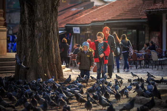 Босния и Герцеговина в фотографиях Zahariz Khuzaimah