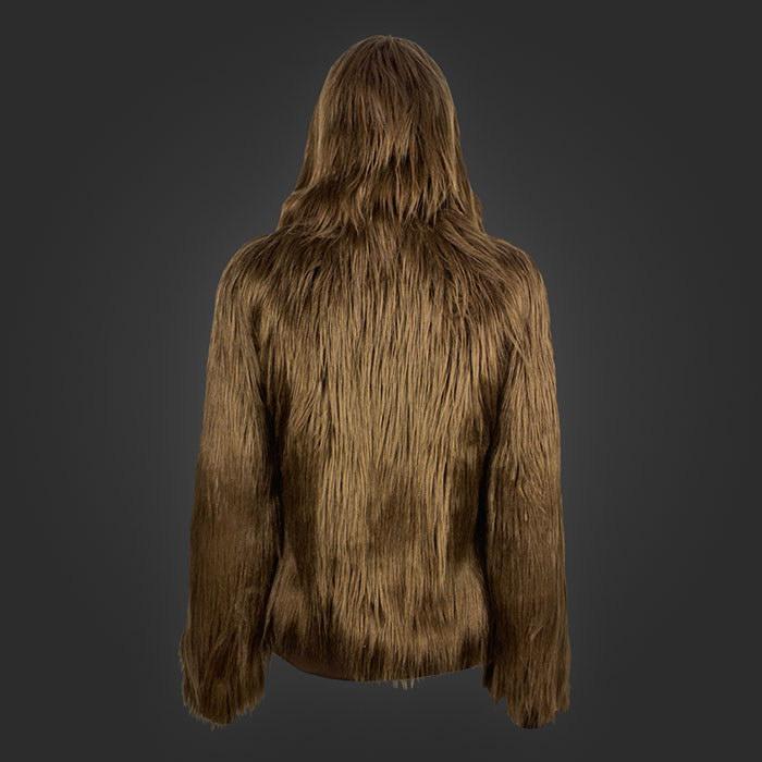 Курточка Чубакки для настоящих модниц