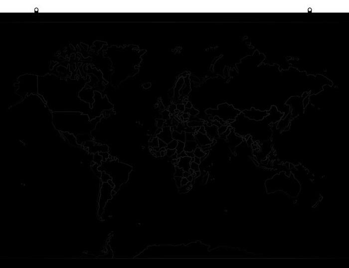 Идеальная карта для путешественников