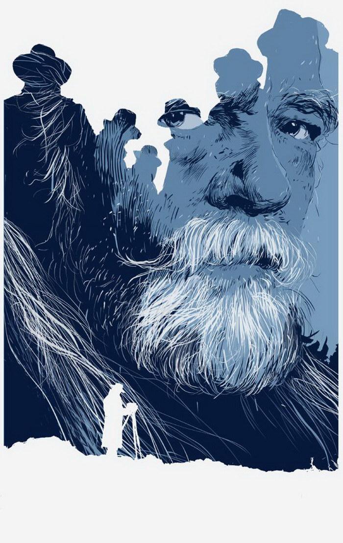 Иллюстрации Simon Prades
