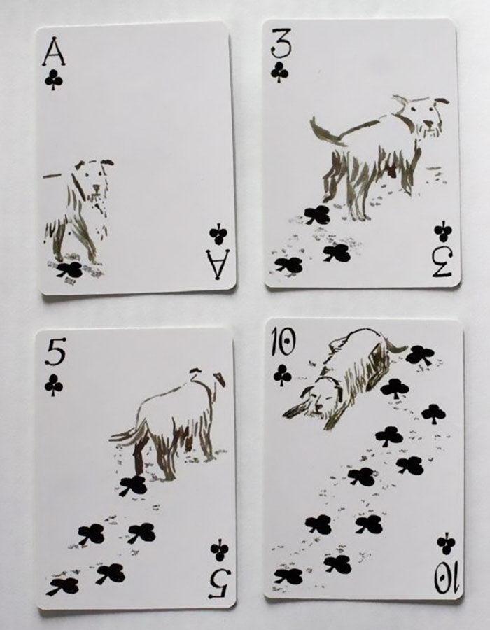 Pack of Dogs: первые игральные карты для любителей собак