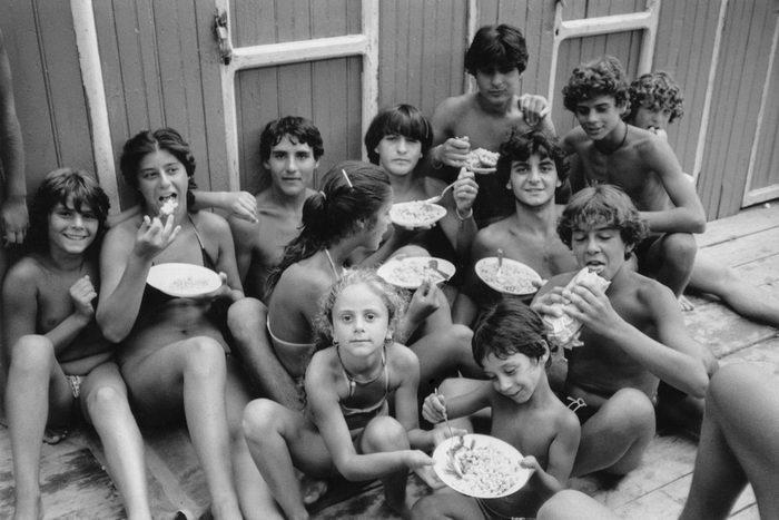 Итальянское лето в фотографиях Klod Nori