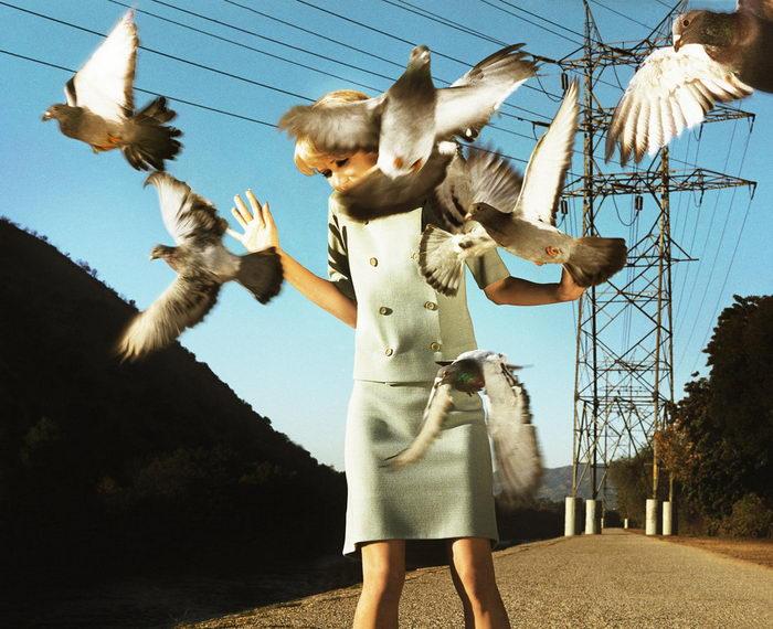 Кинематографичные фотографии Alex Prager