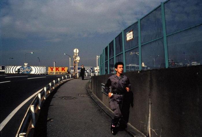 Токио 1977 года в снимках Greg Girard