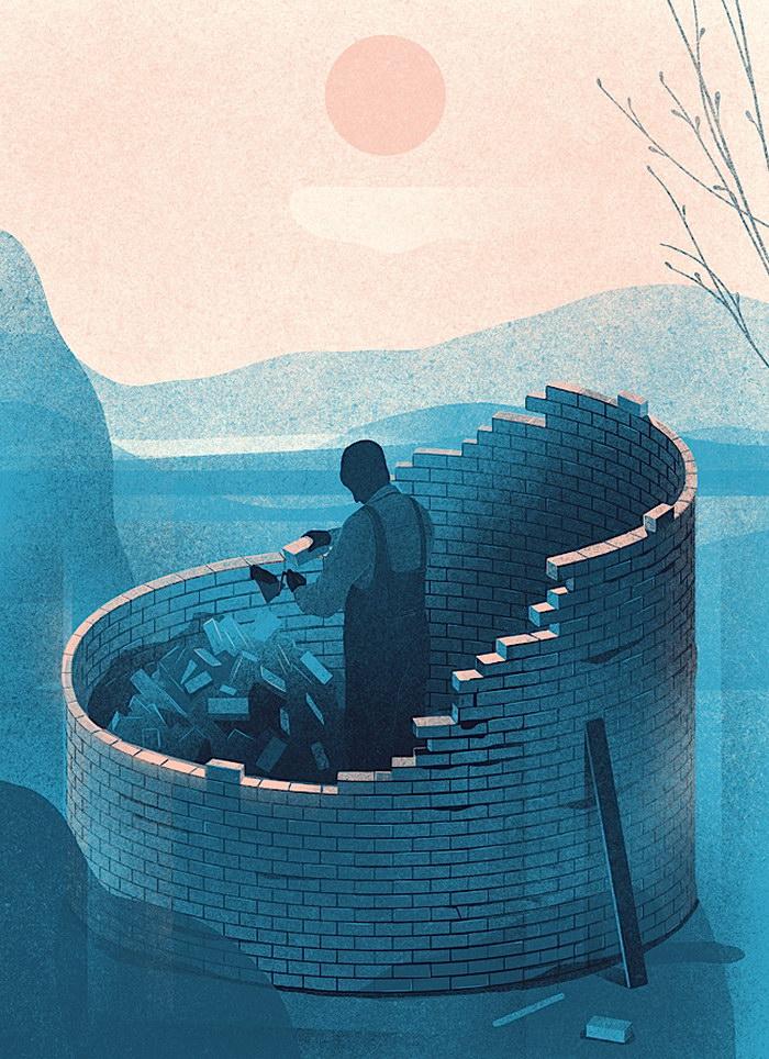 Иллюстрации Karolis Strautniekas