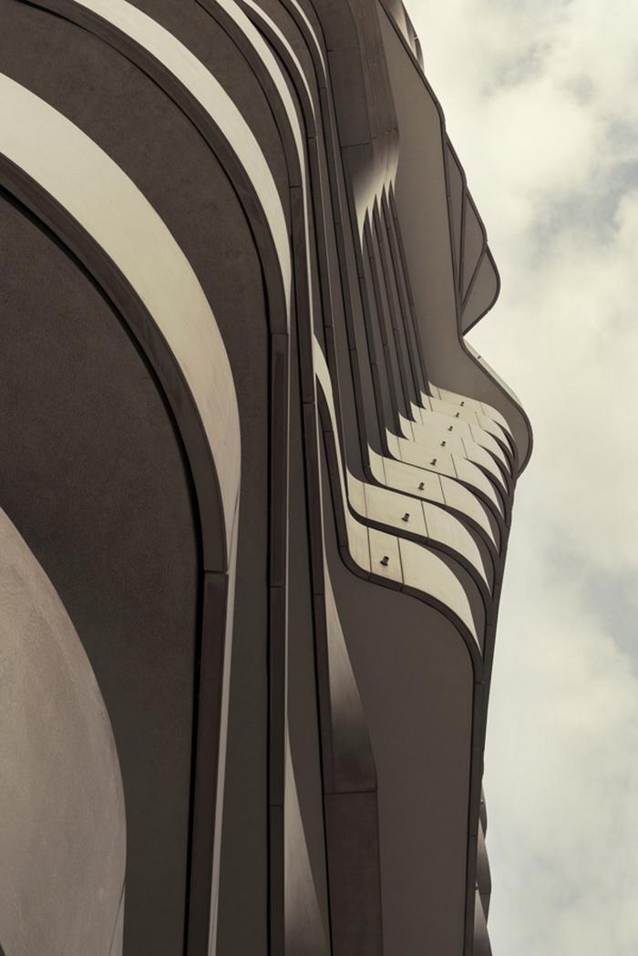Геометрия в фотографиях Andres Gallardo