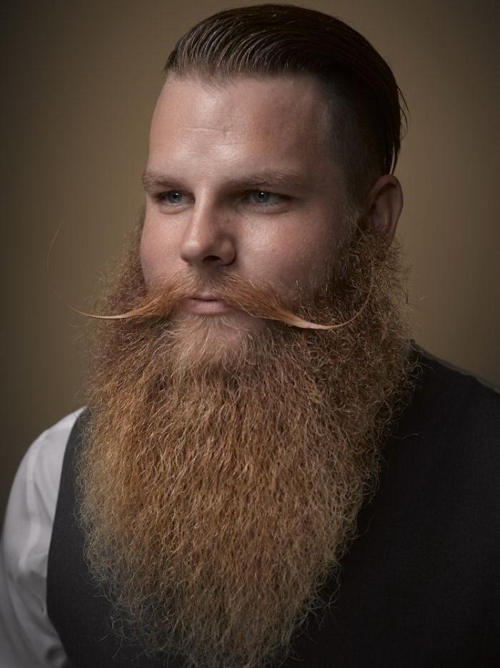Победители чемпионата бород 2016 года