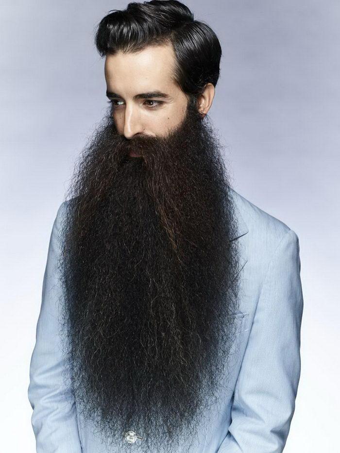 Чемпионат усов-2017: самая красивая волосатость