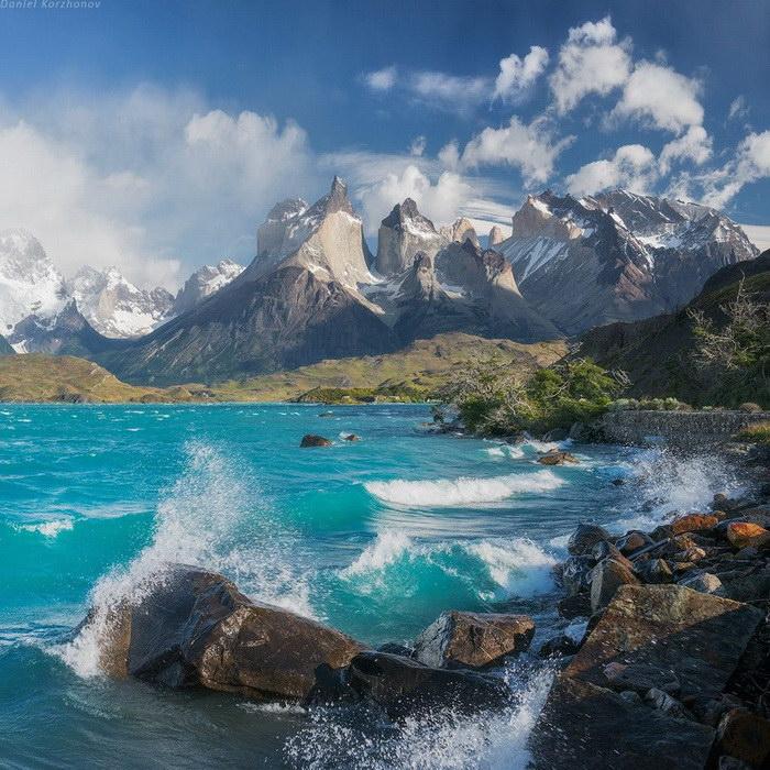 Потрясающие фотографии мира Даниила Коржонова
