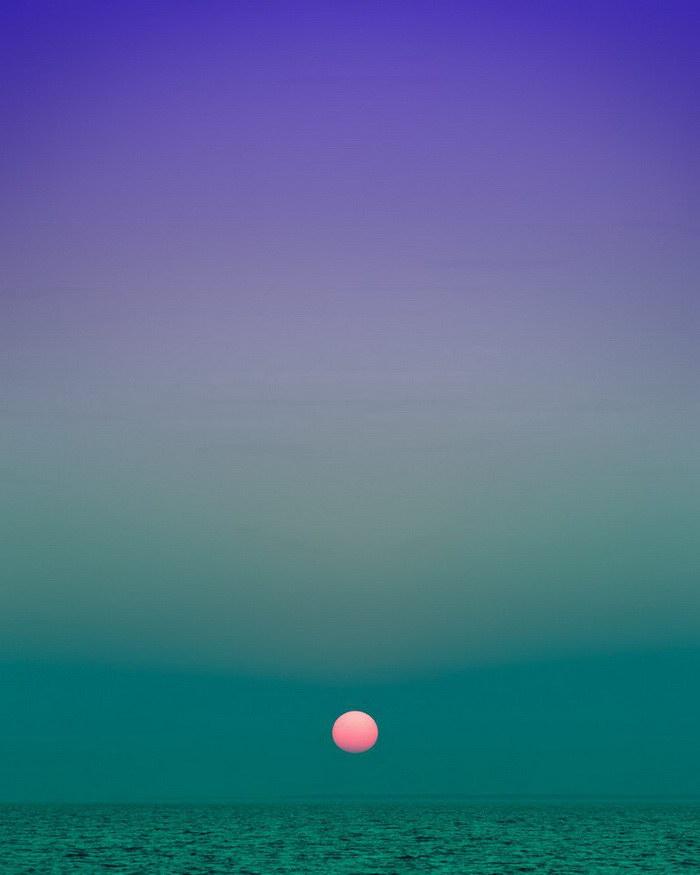 Такое разное небо: фотографии Eric Cahan