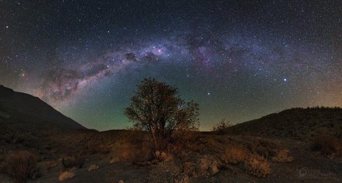 Невероятное звездное небо в фотографиях Юрия Белецкого