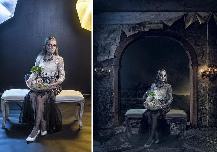 Цифровые манипуляции Antti Karppinen