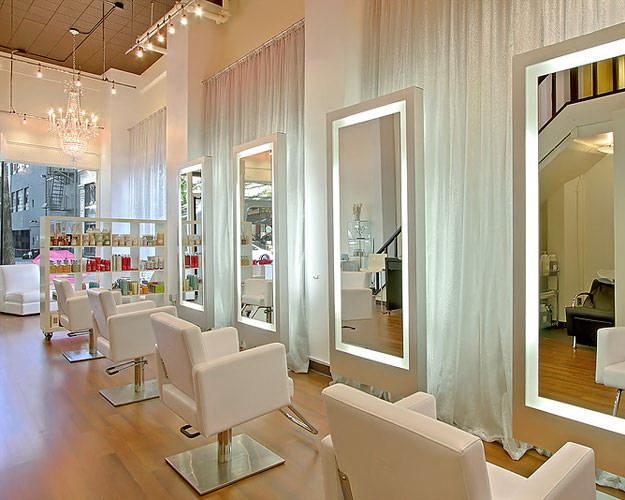 10 самых модных салонов красоты в США