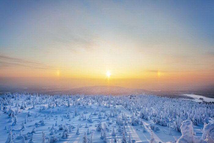 20 причин, почему Лапландия - лучшее место для празднования Нового Года