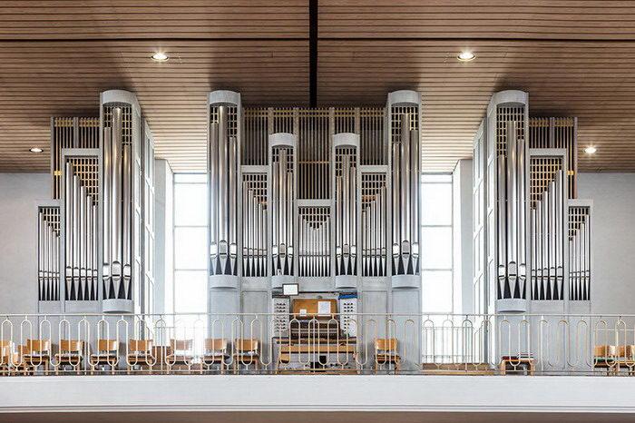 Музыкальные органы в фотографиях Robert Götzfried
