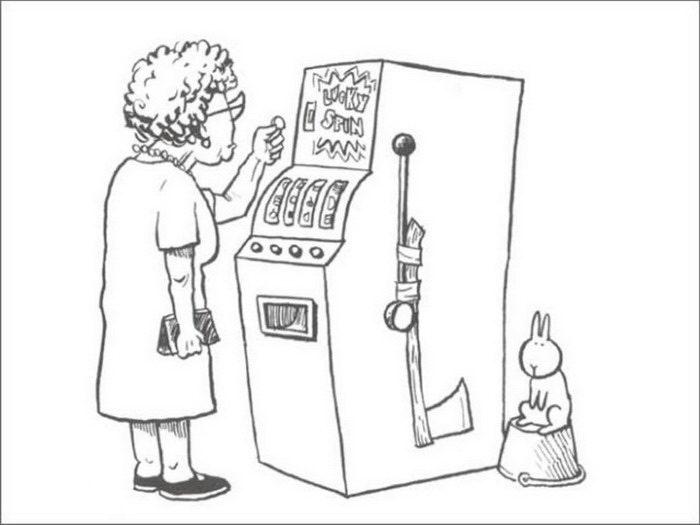 Кролик-самоубийца: смешные иллюстрации Andy Riley