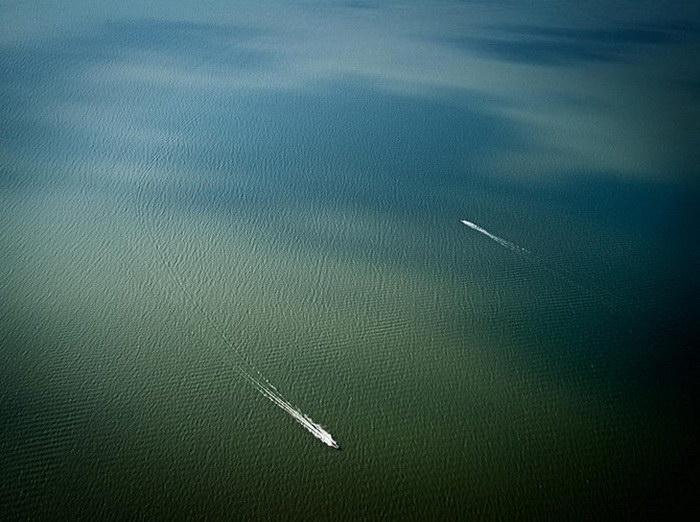 Аэрофотографии Cameron Davidson