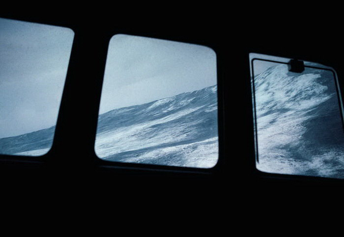 Жизнь моряков в фотографиях Corey Arnold