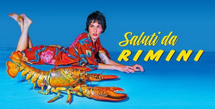 Открытки Saluti da Rimini