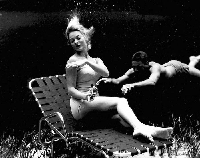 Подводные фотографии Bruce Mozert