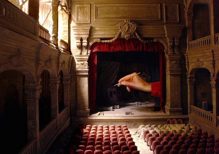 Музей миниатюры и кино: сказочный уголок в Лионе