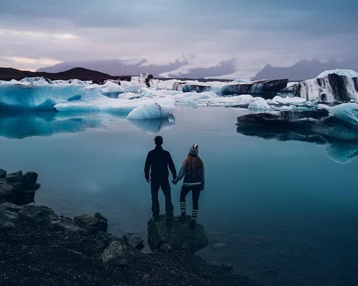 Путешествие в Исландию вместо традиционной свадьбы