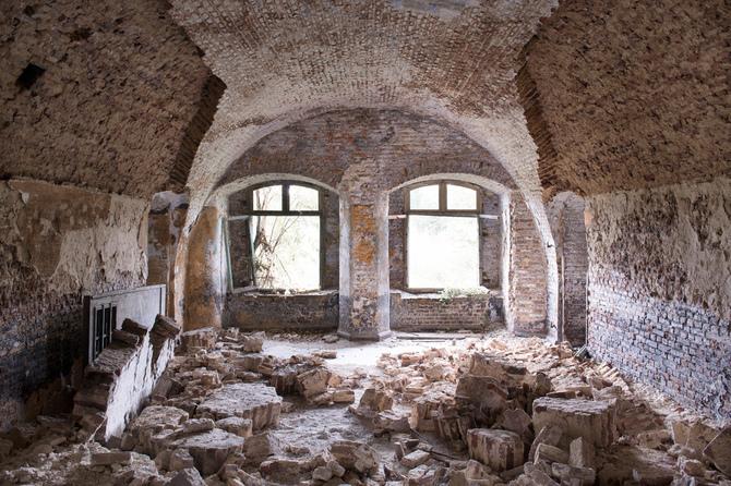 Современные руины Bart Synowiec