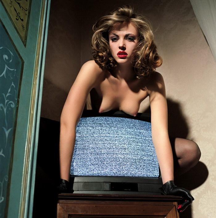 Томные женщины в фотографиях Guido Argentini