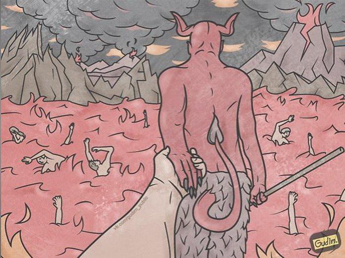 Иллюстрации, полные сарказма: работы Anton Gudim