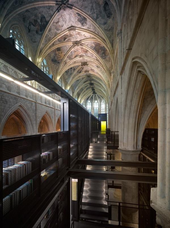 Необычный книжный магазин