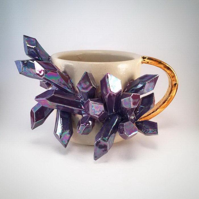 Необычная керамика Collin Lynch