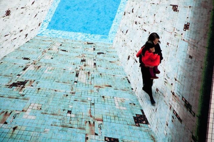 3D-бассейн Jeroen Bisscheroux
