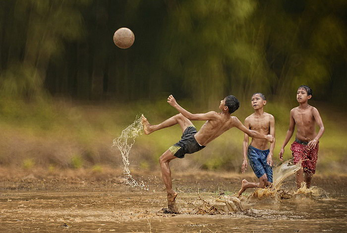 Индонезийская провинция в фотографиях Herman Damar