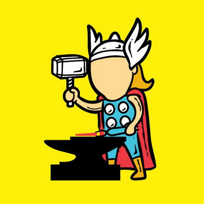 Подработка супергероев в проекте FlyingMouse365