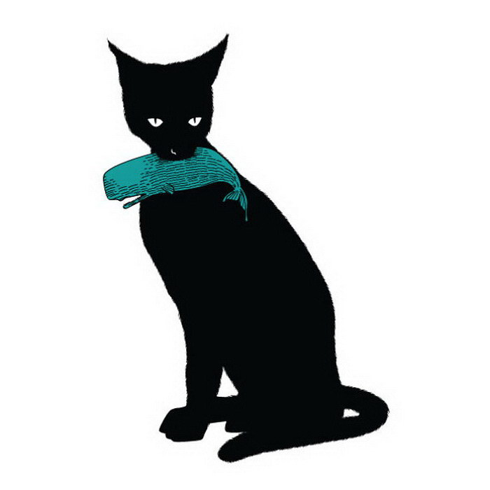 13 остроумных кошачьих иллюстраций