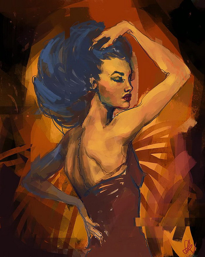 Иллюстрации Sandra Knego