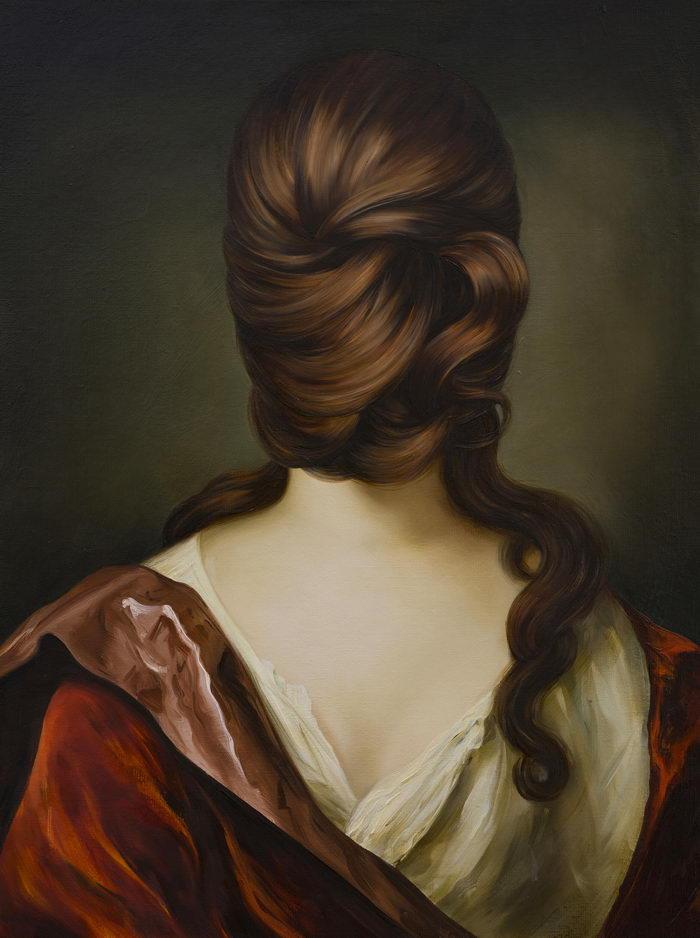 Нескучные портреты женщин Ewa Juszkiewicz