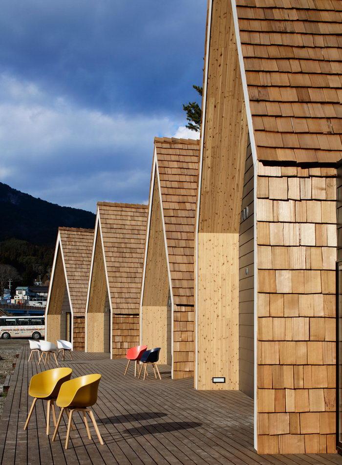 Архитектурное поселение Zai Shirakawa