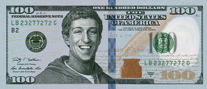 Новые миллионеры на банкнотах: проект Swissquote