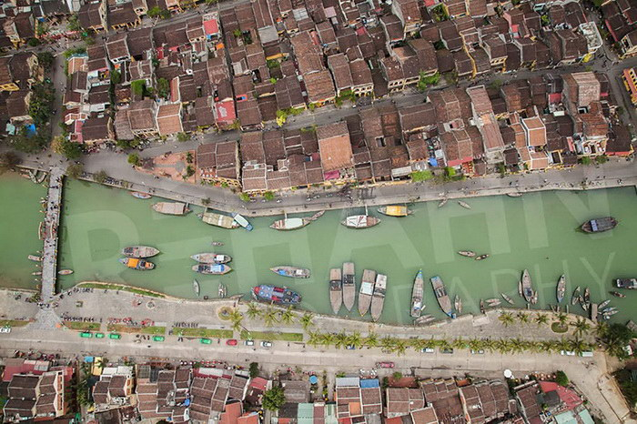 Старинный город Хойан во Вьетнаме
